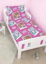 Paw Patrol 'estrellas' giratorio cama cuna Junior juego colcha Edredón