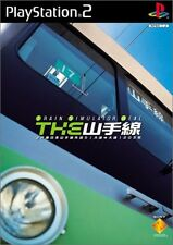 PS2 The Train Simulator Real: Yamanote Sen Japan
