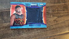 2013 TRISTAR TNA IMPACT LIVE RELIC EVENT WORN CLOTHING CARD HULK HOGAN 23/25 WWE