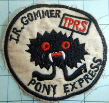 PONY EXPRESS - PATCH - USAF - 56th SPECIAL OPERATIONS - Vietnam War - 2405