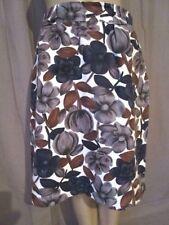 Boden Cotton Blend A-line Regular Size Skirts for Women