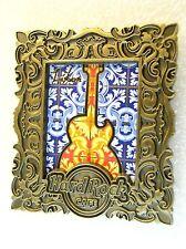 LISBON,Hard Rock Cafe Pin,ART FRAME Series