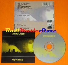CD GROUCH Dynamo 1999 ANTIPOP ANTI003CD lp mc dvd vhs