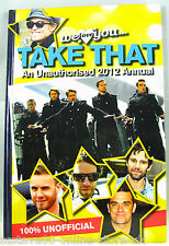 TAKE THAT AN UNAUTHORISED 2012 ANNUAL