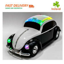 Speaker Volkswagen Beetle with Bluetooth USB Micro SD TF Music Player MP3