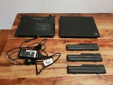 Verkaufe gebrauchtes IBM Thinkpad X20 Notebook mit Zubehör, Portreplicator