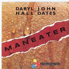 "Daryl Hall & John Oates - Maneater 7"" Single 1982"