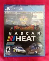 NASCAR Heat 2 (Sony PlayStation 4/PS4, 2017) Brand New/Factory Sealed