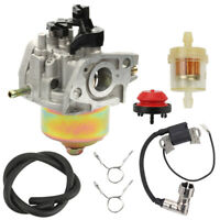 Carburetor Kit For 751-10310 951-10310 Troy Bilt MTD Cub Cadet Lawn Mower W/Coil