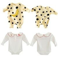 Baby Girls Boys Romper Newborn Clothes One-Piece Tops Playsuit Casual Jumpsuit