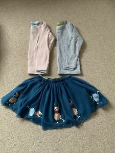 Boden Girls Tulle Skirt Xmas Outfit Age 6-7