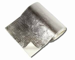 """Thermo-Tec Heat Barrier 12"""" x  24"""" Adhesive Backed"""