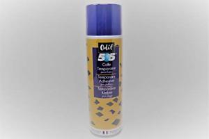505 Temporary adhesive for fabric. Spray 500 ml