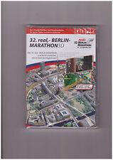 1 ORIGINAL-PCDVD 32. Real, - Berlino-Marathon 05 3 D rotte virtuali piano NUOVO