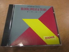 Blood Sweat & Tears- Spinning wheel best CD Zounds