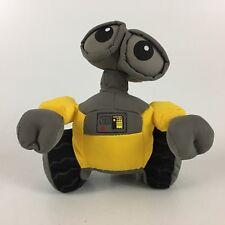 "Disney Store Pixar Wall-E Toy Stuffed Plush 8"" Tall"