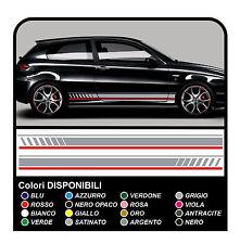 Fasce adesive ALFA ROMEO 147 DUCATI CORSE kit adesivi ALFA 147 stickers decals