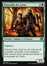 MTG Magic EMN - (x4) Woodland Patrol/Patrouille des sylves, French/VF