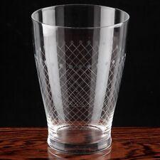 1 (von 6) Becher 10,8 cm Oberweimar Amorbach OLG Weißwasser Wagenfeld Glas