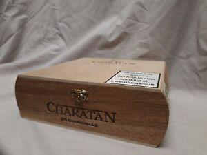 Charatan Churchill Cigar Box
