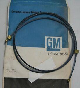 1967-1974 General Motors Oil Gauge Line