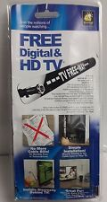 TV Free Way digital antenna HD TV kit (NEW OPEN BOX)