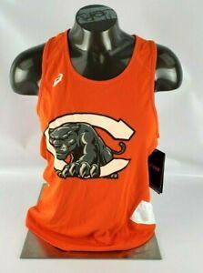 Asics Track & Field Running Team Sweep Singlet Shirt Women's Adult Small (S-P)