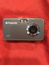 POLAROID A300 3MP DIGITAL CAMERA WITH 2X DIGITAL ZOOM