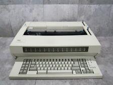 Ibm Wheelwriter 1500 By Lexmark Electric Typewriter