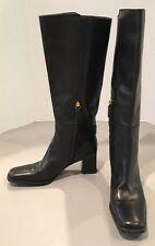 Women's Sergio Rossi 38 1/2 Black Boots