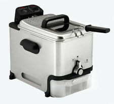 T-fal FR800050 Deep Fryer with Basket - Stainless Steel