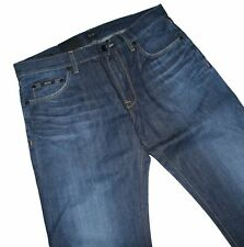 Hugo Boss 50197432 Medium Blue Denim Maine Jeans w31/l34
