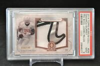 2014 TOPPS MUSEUM COLLECTION DeMARCO MURRAY PRO BOWL JUMBO RELICS #DM PSA 9 MINT