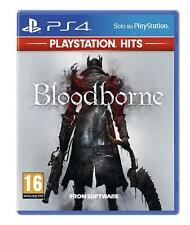 BLOODBORNE  PS4  SIGILLATO HITS