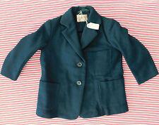 Vintage girls green Blazer Bukta 1950s 1960s School Uniform for SMALL children