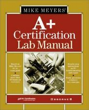 A+ Certification by Total Seminars Staff and Michael Meyers (2001, Hardcover,...