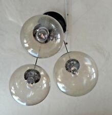 Deckenlampe Lampe Kugel Vintage 70er Jahre Chrom Kaskadenlampe Limburg wie Doria