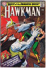 HAWKMAN 13 DC Comics Hawkgirl 1966