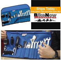 CruzTools RoadTech H3 Tool Kit For Harley Davidson Motorcycles w/ Roll Up Case