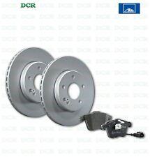 Kit 4 pastiglie freno anteriori ECP Abs Ecommerceparts 9145375032476 Kit 2 dischi freno anteriori