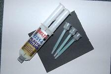 BIKE FAIRING PLASTIC Repair Kit with nozzles cracked split plastic broken lugs