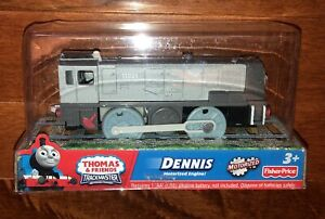 2011 Fisher-Price Thomas and Friends Trackmaster Dennis Train New