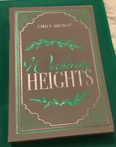 Withering Heights by Emily Bronte  2018 Paper Mill Deluxe Classic NEW ppd