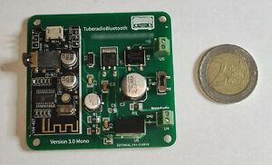MONO - Bluetooth Modul für Röhrenradios SABA, Grundig, Telefunken, usw.