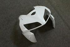 Unpainted Upper Nose Cowl Fairing Fit Honda CBR600RR 2005 2006 F5 05-06 Plastic