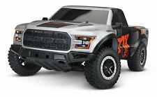 Traxxas 2017 Ford Raptor RTR Slash 1/10 2WD Truck (Fox) 58094-1