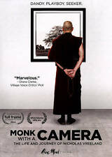 Monk With a Camera (DVD, 2015) NEW