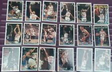Not Autographed New York Knicks Basketball Trading Cards Lot
