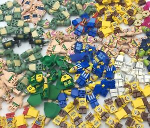 LEGO SPONGEBOB SQUAREPANTS MINIFIGURES BIKINI BOTTOM CHARACTERS TOYS YOU PICK!