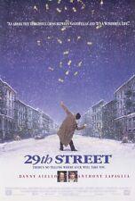 29TH STREET Movie POSTER 27x40 Danny Aiello Anthony LaPaglia Lainie Kazan Frank